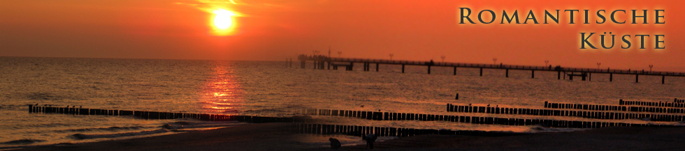 Romantische Küste